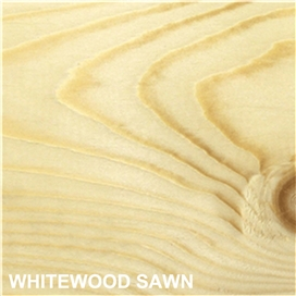 Whitewood Sawn 25X225mm [p]